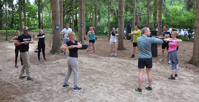 Open Group Bodycamp